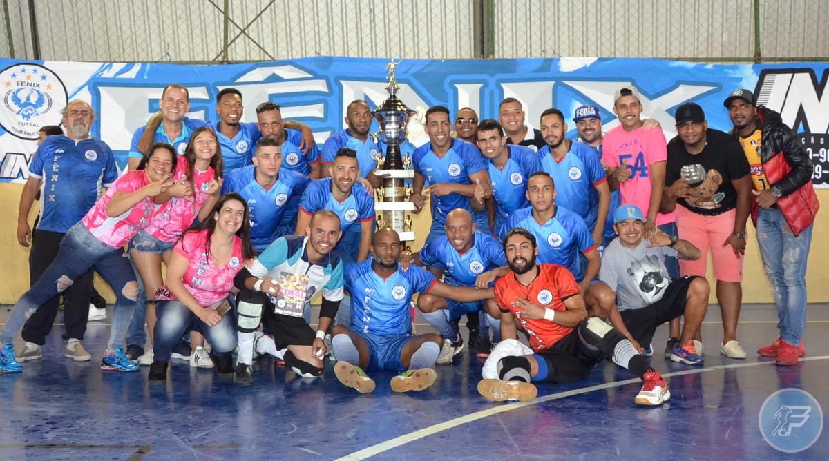 Nos pênaltis, Fênix Itaim é campeão da Copa Pedreira Ouro