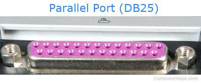 DB25 Port