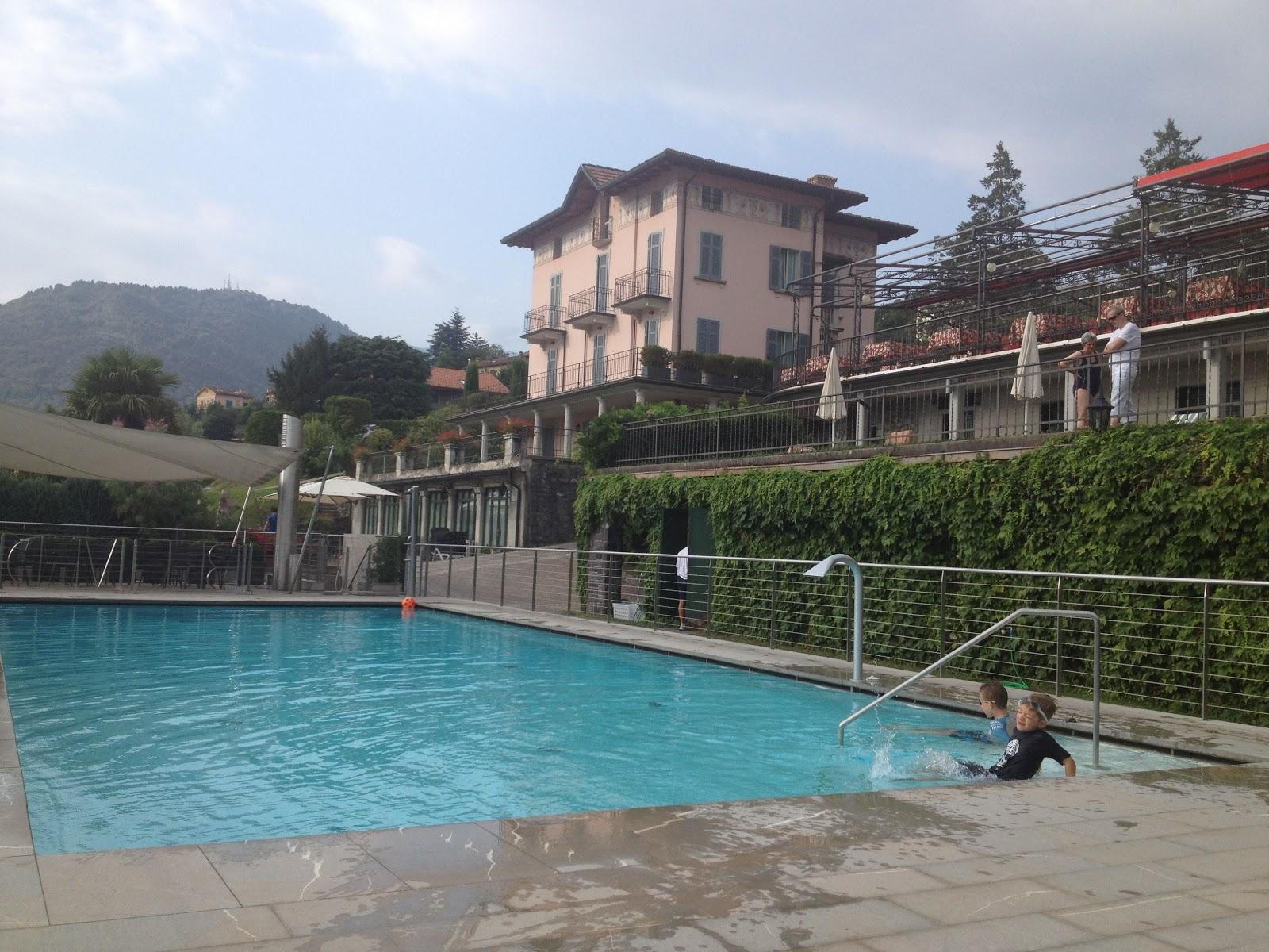 Cocktails Gelato Hotel Review Hotel Belvedere Bellagio