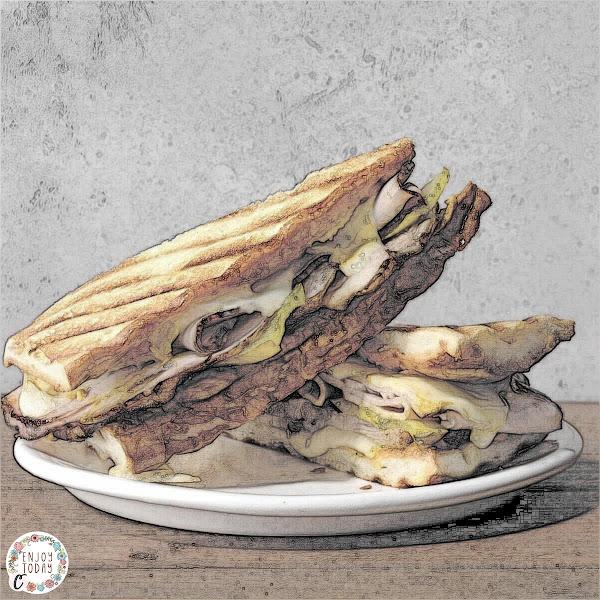 Cuban Roasted Pork Sandwiches 🥪