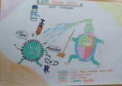कोरोना वायरस पर निबंध हिन्दी में Essay On Coronavirus In Hindi