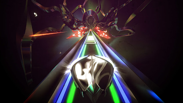 thumper indie game playstation vr