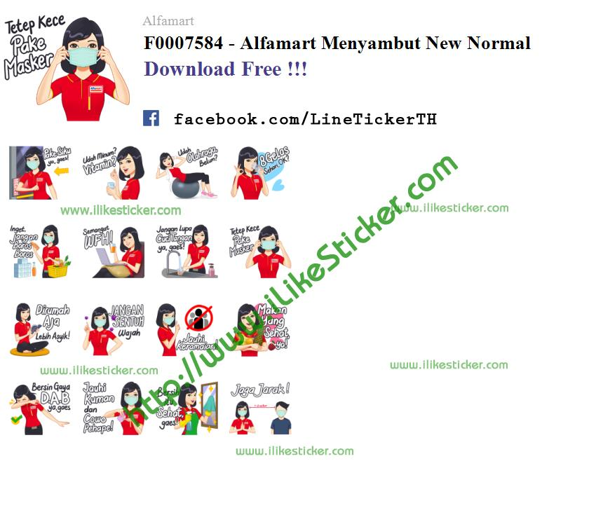 Alfamart Menyambut New Normal