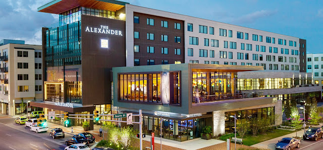 Discover The Alexander in downtown Indianapolis featuring stunning guest rooms, extended stay suites and more than 16,500 square feet of meeting and event space.