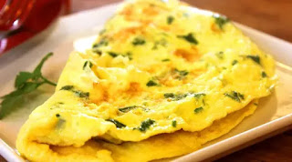 Resep Kreasi Telur Dadar Super Praktis