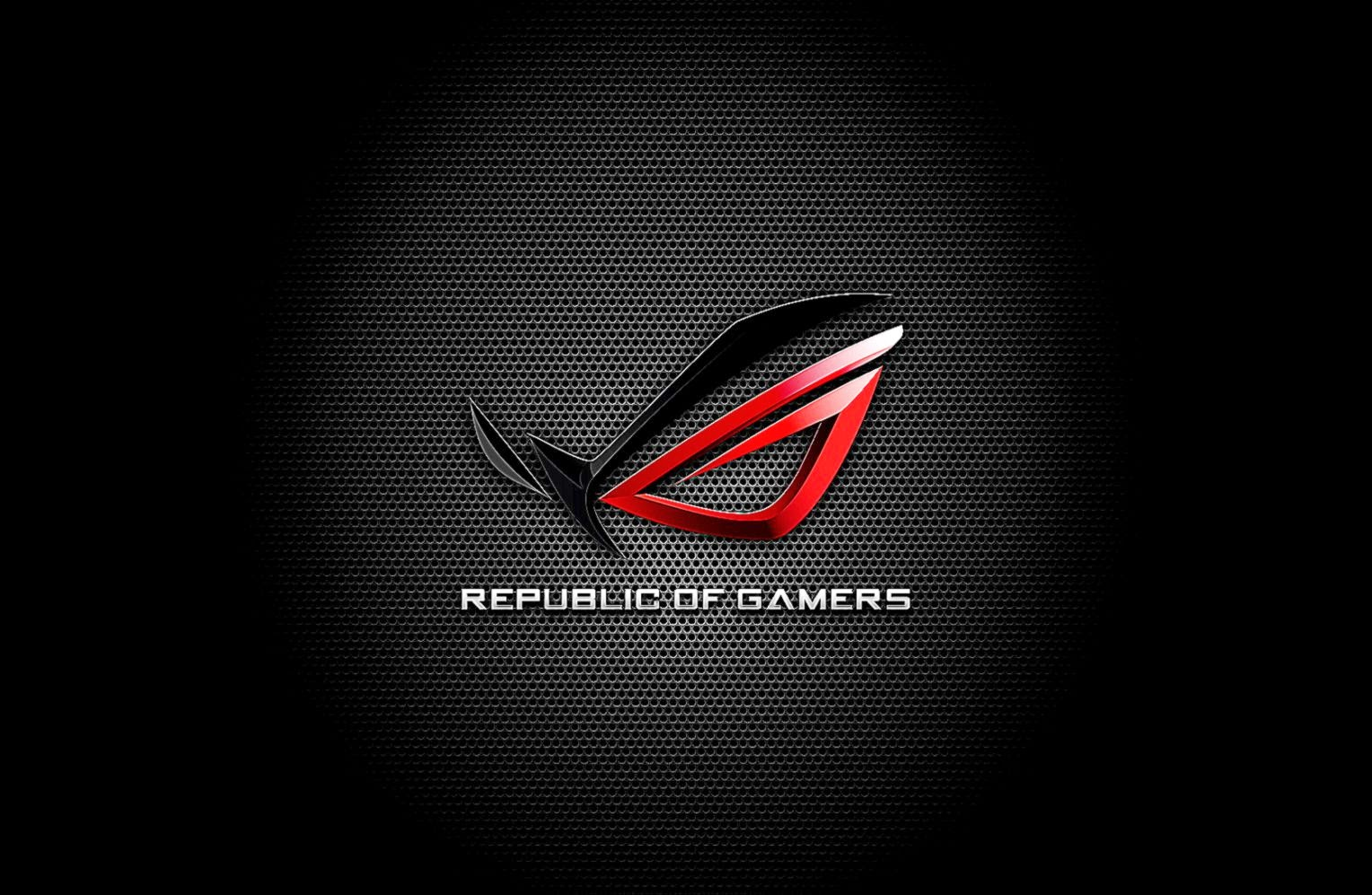 Asus Rog Logo Hd Wallpaper
