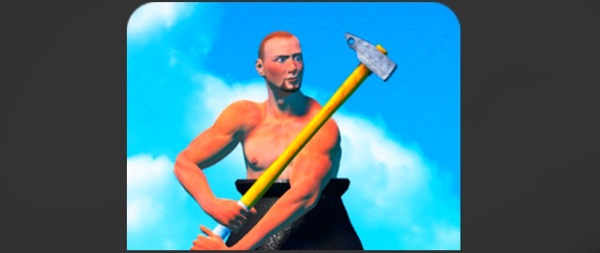 Getting Over It paid game free now  with out jailbreak