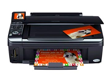 Epson NX110 Printer Reset