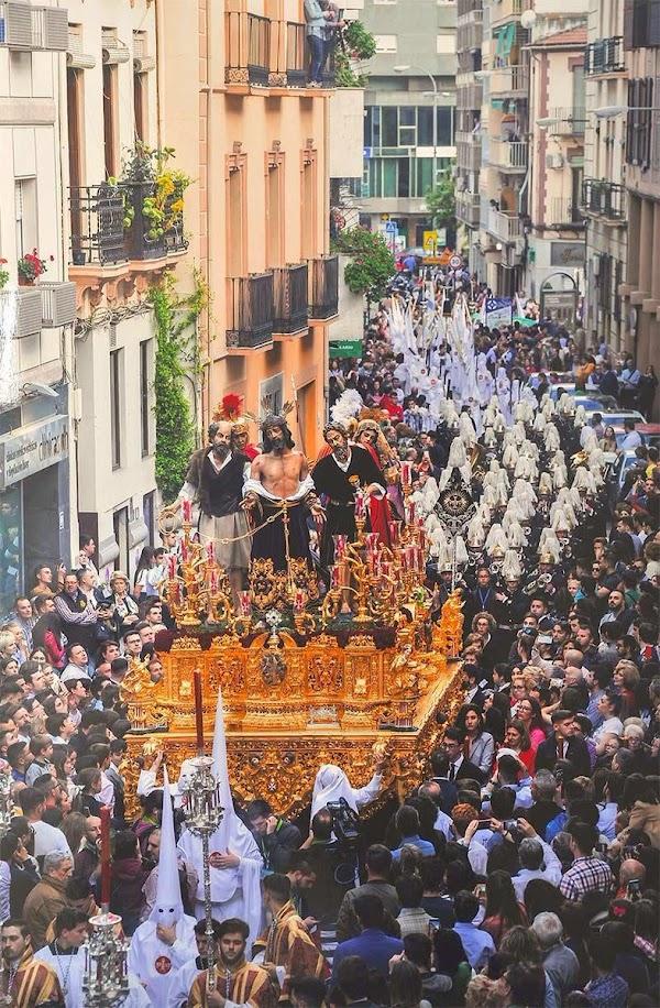 Cartel Oficial para la Semana Santa de Granada 2020