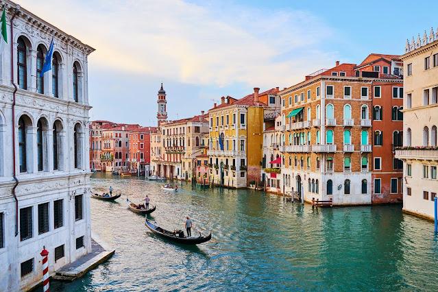مدينة البندقية إيطاليا