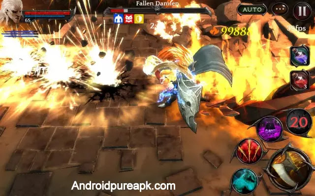 Darkness Reborn Apk Download Mod+hack