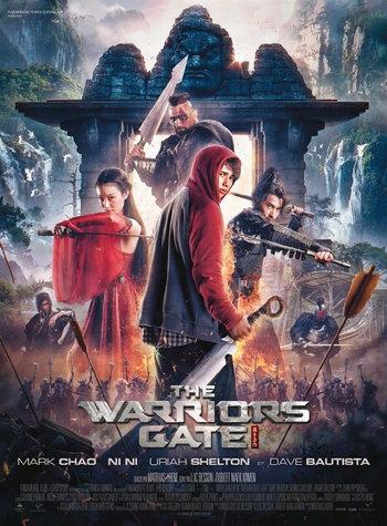 The Warrior's Gate นักรบทะลุประตูมหัศจรรย์