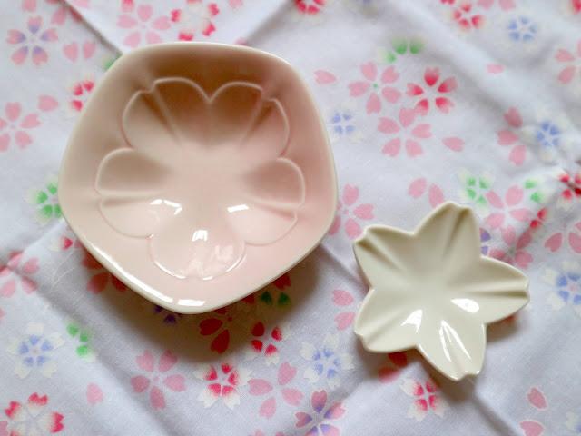 Objets porcelaine sakura