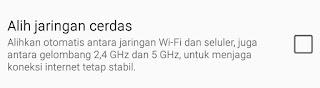 hp dengan wifi 5ghz