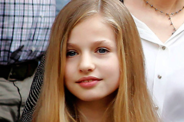 Princess Leonor of Asturias : The Future Queen of Spain