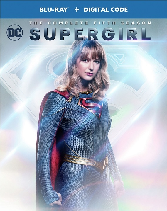 Supergirl: The Complete Fifth Season Is Flying Onto Blu-ray & DVD On September 8, 2020 (Warner Bros.)