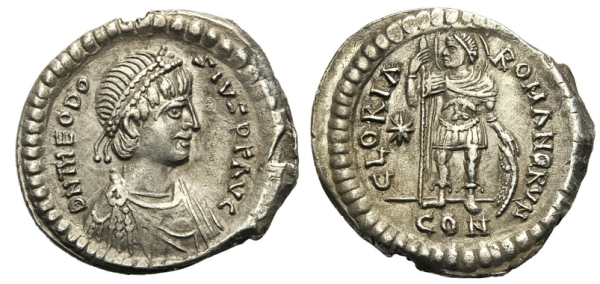 Diplomatic Ancient Byzantine Bronze Constantine V Follis Coin 8th Century Ad Coins: Ancient Byzantine (300-1400 Ad)