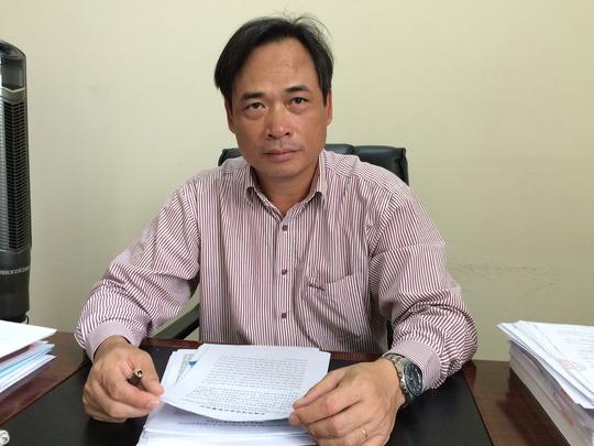 Cục trưởng Bộ Tài nguyên – Môi trường bị cách mọi chức vụ vì để Formosa tiếp tục xả thải