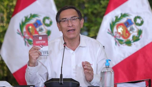 Presidente Vizcarra advierte clínicas privadas