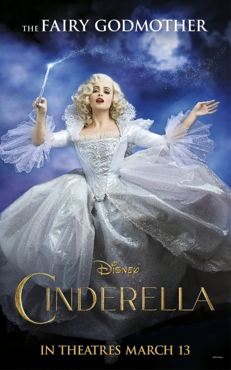 Cinderella Fairy Godmother poster