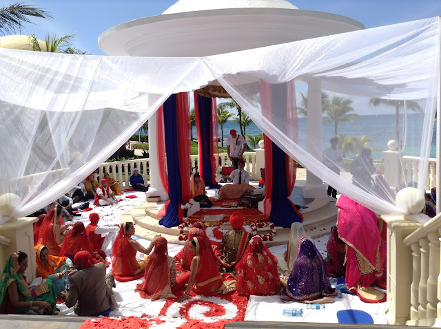 Barceló Maya Palace Deluxe Sikh Wedding