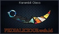 Karambit Glass