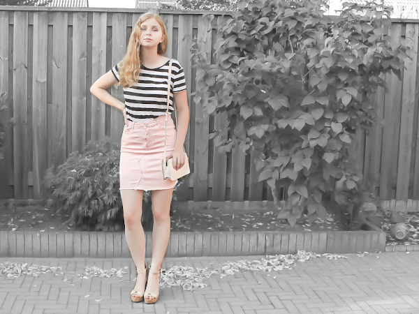 OUTFIT | Sunny Stripes