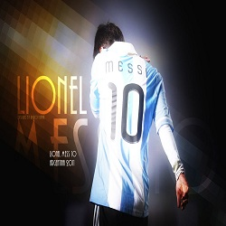 Display Picture Messi