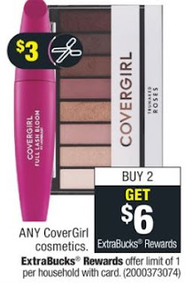 FREE CoverGirl 4-Kit Eye Shadow at CVS 9-6-9-12
