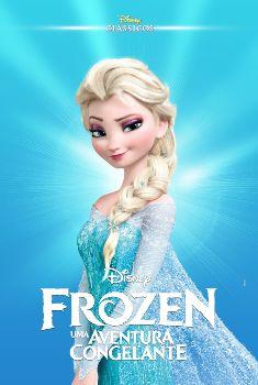 Frozen: Uma Aventura Congelante Torrent - BluRay 720p/1080p/4K Dual Áudio