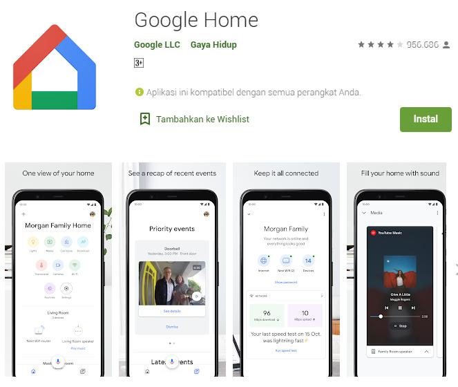 Aplikasi Remot TV Terbaik Untuk Android