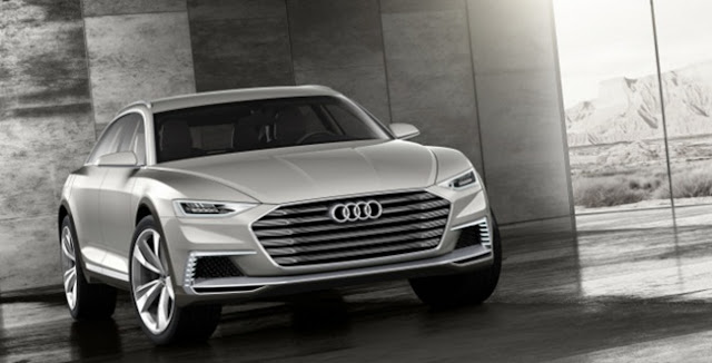 2016 Audi Prologue Allroad Performance Review
