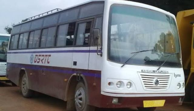 From Monday, government buses will roll over to 22 cities in odisha