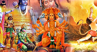 Hanuman Jayanti story