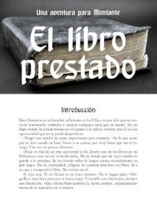 El libro prestado