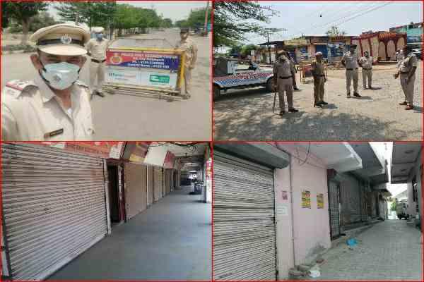 faridabad-police-lodge-fir-againat-12-people-weakened-lockdown