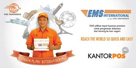 Cara Komplain ke EMS Indonesia