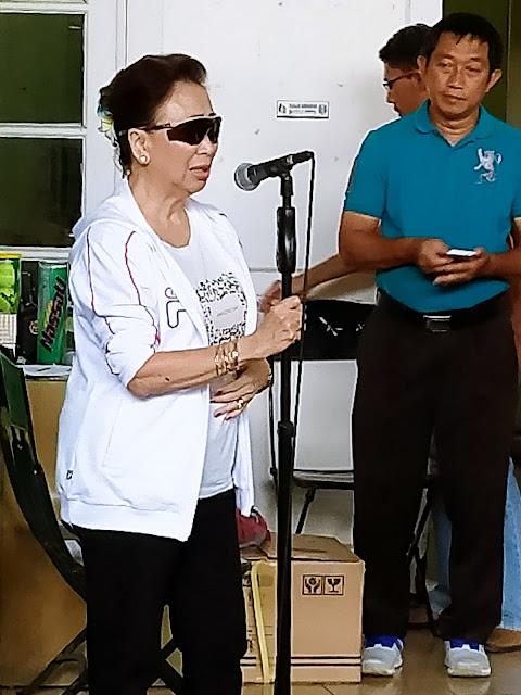 Kejuaraan Tenis Veteran HUT Ibu Taniya Nanette Rudianto ke-78: Hasil Sementara