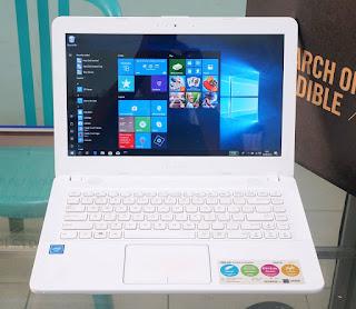 Jual Laptop Asus X441MA Bekas