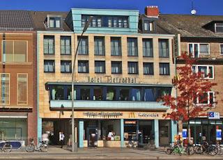 Hotel Tiefenthal Hamburg Wandsbek