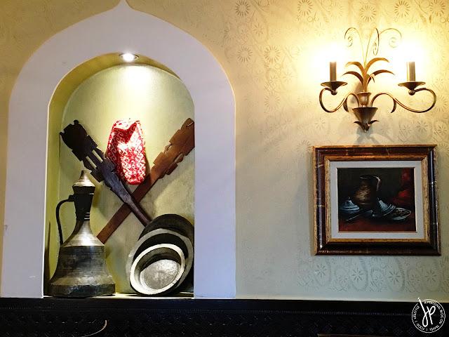 Sadrvan Restaurant Interior