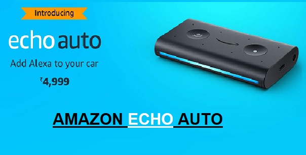 Amazon Echo Auto | Alexa For Your Car