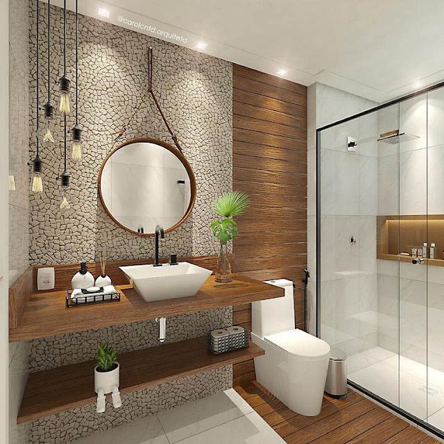 Master Tiles Bathroom Designing