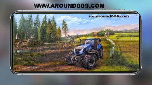 لعبة Farming Simulator 2020 | لهواتف الآيفون و الأندرويد , رابط مباشر