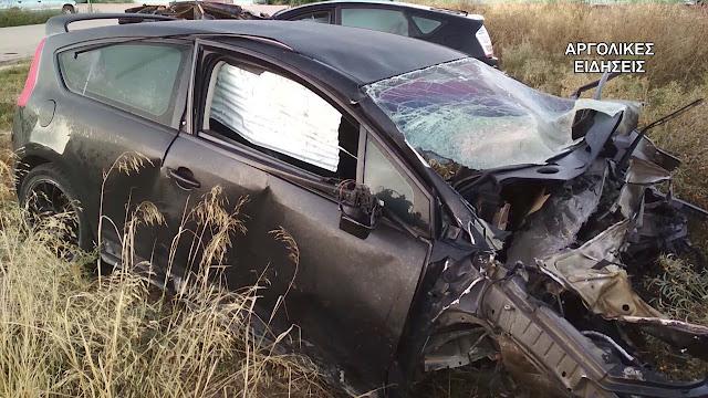 Στις πρώτες θέσεις η Πελοπόννησος στα τροχαία ατυχήματα