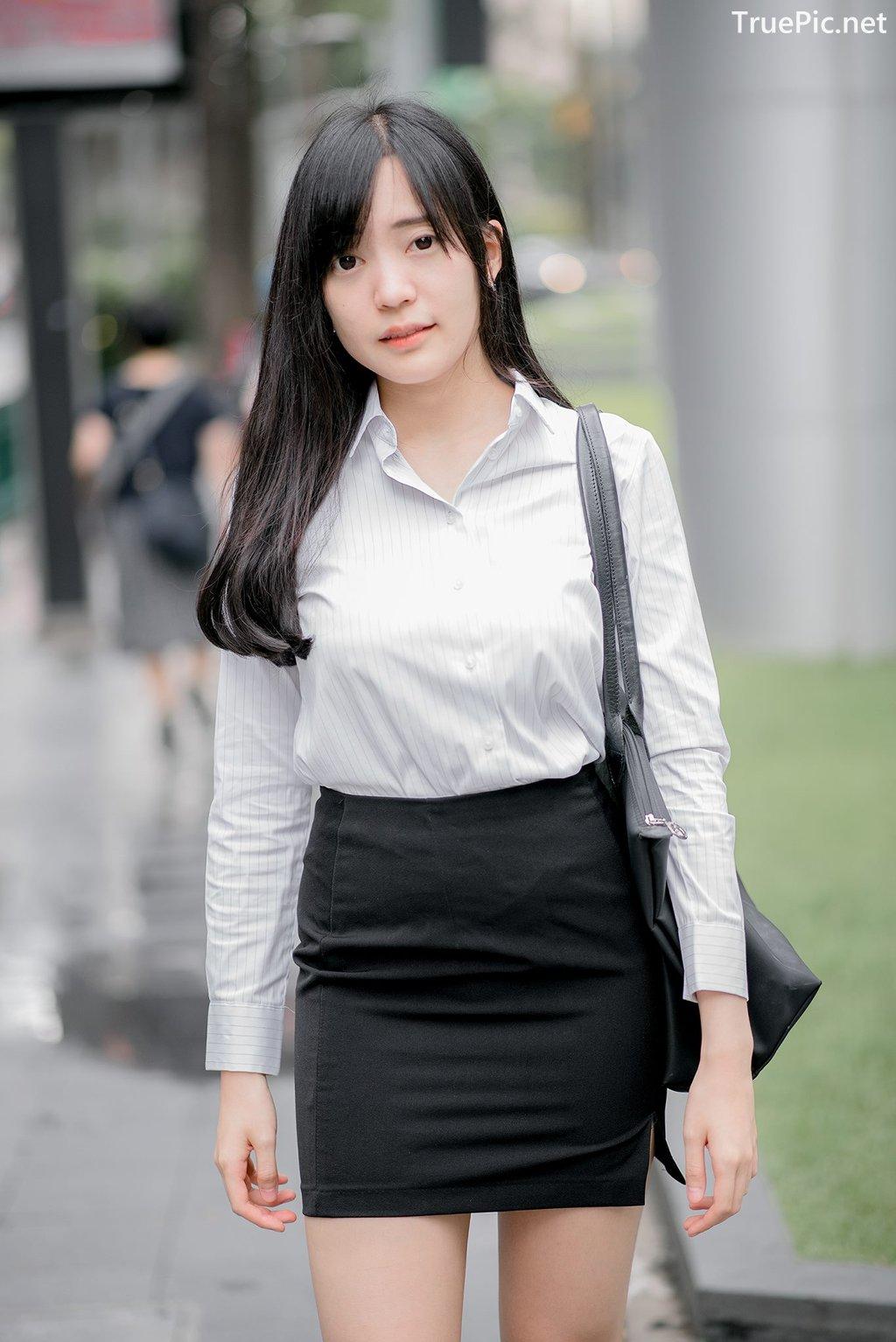 Image Thailand Model - Sarunrat Baifern Ong - Concept Kim's Secretary - TruePic.net - Picture-6
