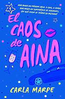libro El caos de Aina