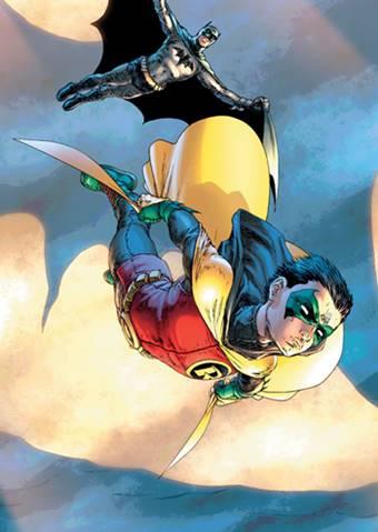 Damian Wayne es el hijo de Batman
