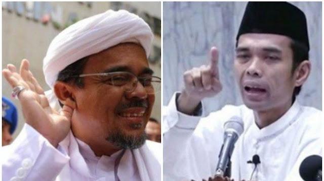 UAS: Apa Dosa Habib Rizieq, Kok sampai Sebegitunya Dibenci?