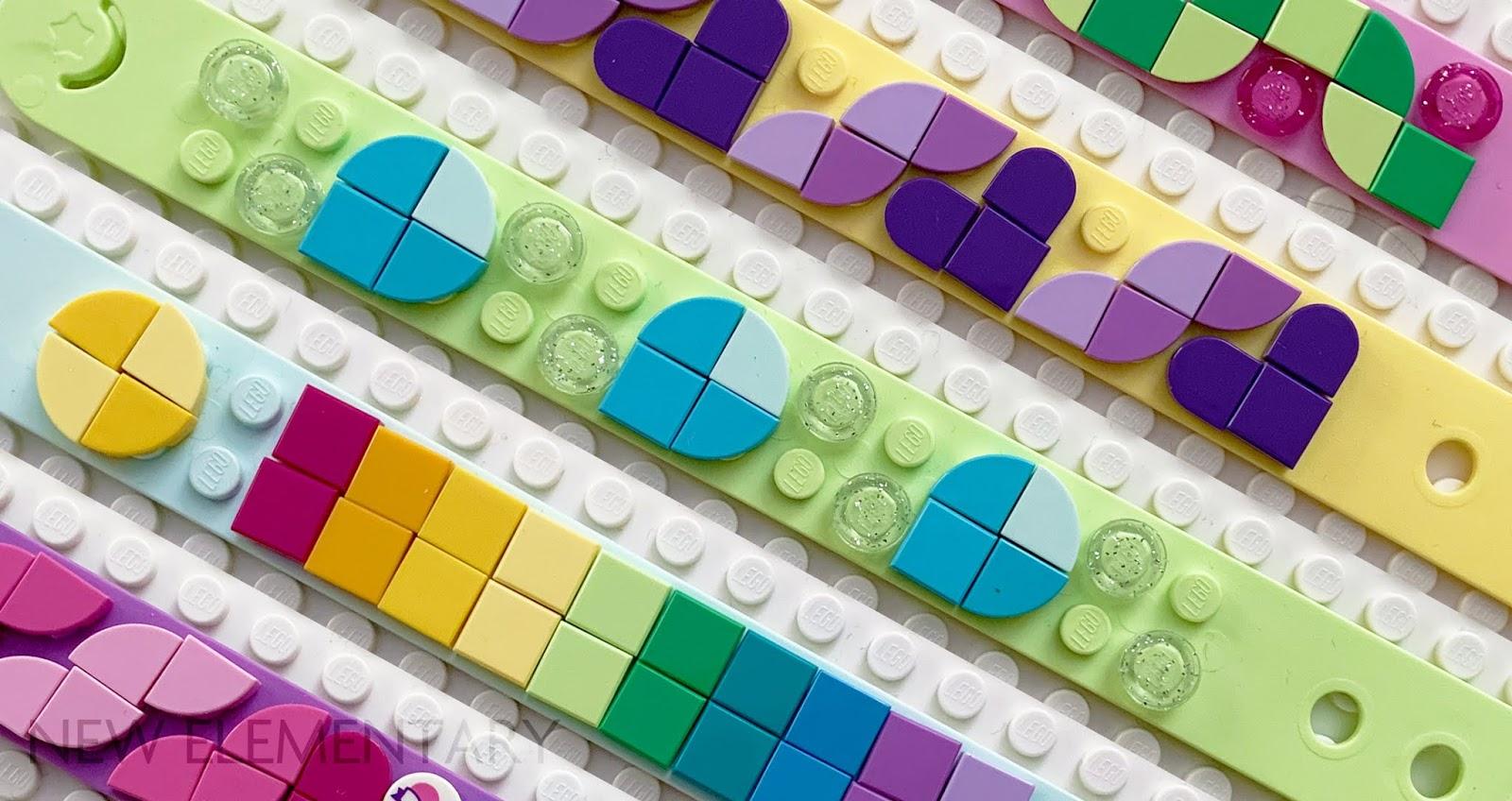 LEGO Dots 41903 Cosmic Wonder Bracelet New Rare in hand